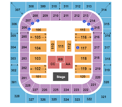 Bank Of Springfield Center Seating Chart Springfield