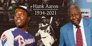 Hank Aaron baseball legend dies