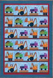 Construction Zone Quilt Pattern Download &  Adamdwight.com