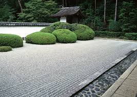 Zen Gardens Zen Garden Japanese With Parallel Lines Dreams 2104477