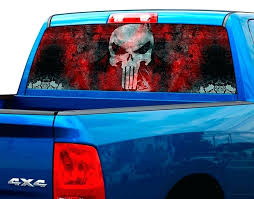 Rear Window Graphics For Truck Deer Pattern Graphic Car Back 0 – Huabu