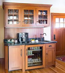 Kitchen Rehab Amazing Quartersawn Oak Kitchen Traditional With Showplace