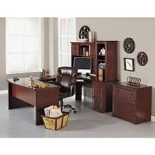modular executive office furniture. picture of broadstreet outlet master executive desk collection, cherry finish modular office furniture