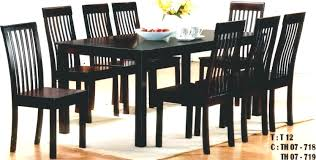 8 seater dining table and chairs luxury 8 seater dining table set engaging dining room wonderful