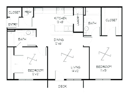 basic rectangular house plans 2 bedroom rectangular house plans awesome simple square floor inspirational home small
