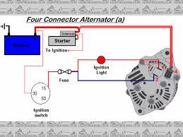 three wire alternator wiring diagram wirdig nippon denso alternator connections nippon denso alternator connections wiring diagram
