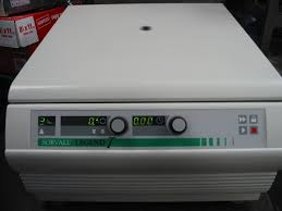 Thermo Sorvall Legend T Quick Set Table Top High Speed Centrifuge