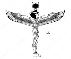 Isis, was for almost 3,500 years, the principle goddess of egypt. Isis Goddess Of Life And Magic In Egyptian Mythology One Of The Greatest Goddesses Of Ancient Egypt Protects Women Children Heals Sick Vector Illustration Over Aged Background Winged Woman 386289808 Larastock