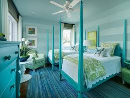 Green And Turquoise Bedroom Blue And Purple Bedroom