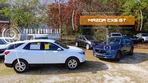 🔴 NEW 2018 CHEVY Equinox vs 2017 MAZDA CX5 GT - Review & Auto ...