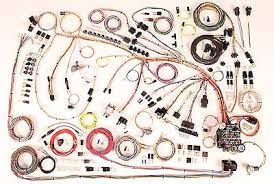 chevy impala classic update american autowire wiring harness 1965 chevy impala american autowire classic update wiring harness 510360