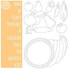 Helping Kids Express Gratitude With Free Thanksgiving Coloring Pages