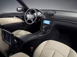 Mercedes-Benz E-Class Estate (2003 - 2008) Features, Equipment and ...
