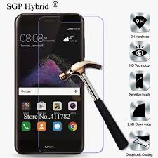 huawei p8. for huawei p8 lite 2017 tempered glass screen protector film ascend