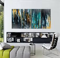 office canvas art. Office Canvas Art. Wall Artwork Officeworks Art Meteor Shower Ii By Qiqigallery 48x24 E