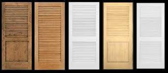 slatted doors. Louvered Doors Selection.JPG Slatted O