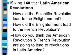 american revolution and french revolution venn diagram latin american revolutions ppt video online download