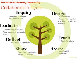 plc education plc collaborative cycle craigmah