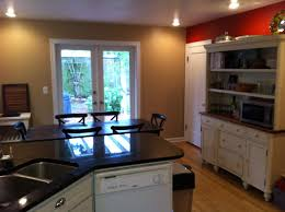 Kitchen Accent Wall Kitchen Reprinted Main Walls Are Benjamin Moore Brookline Beige