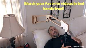 More than 704 bed iphone holder at pleasant prices up to 30 usd fast and free worldwide shipping! Iphone Wall Mount Holder For Your Bed Youtube
