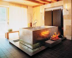 Japanese Bathroom Design Japanese Soaking Tubs Japanese Baths Outdoor Soaking Tub