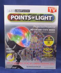 As Seen On Tv Led Lightshow Points Of Light Details About New Led Lightshow Projection Points Of Light