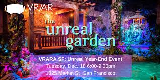 vr ar association sf unreal year end event