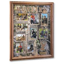 realtree apg 16x20 photo frame hunting