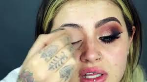 arabic indian bridal inspired eye makeup tutorial video dailymotion 2017 in urdu