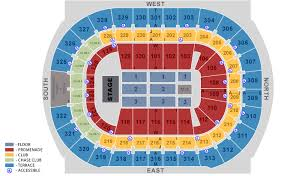 Amalie Seating Chart With Rows Amalie Arena Seating Chart Trans Siberian Orchestra