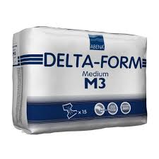 m3 form abena delta form m3 medium pack of 15