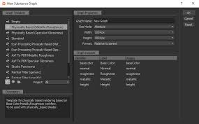 Pbr Roughness Chart Substance Editor Viz Artist And Engine