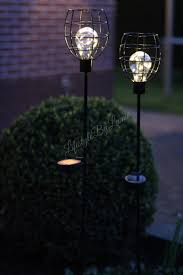 Lifestylebyleonie Draadlamp Op Prikker Solar