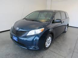 2011 Toyota Sienna in Golden, Used Toyota Sienna for sale in ...