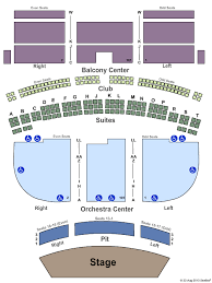 Newmark Theater Seating Chart Twitterlinks