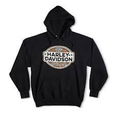 harley davidson hoo sweatshirt long