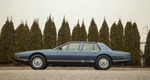 1984 Lagonda Aston Martin Lagonda Classic Driver Market