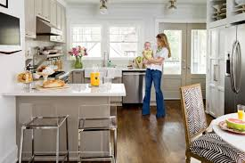 Southern Living Kitchens Cottage Kitchen Makeover Decorating Tips Ideas Southern Living