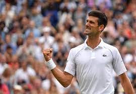 Djokovic tames Shapovalov to reach Wimbledon final