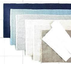 navy bath rug set blue striped mat bathroom rugs