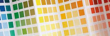 Crown Trade Colour Collection Colour Chart Colour Cards