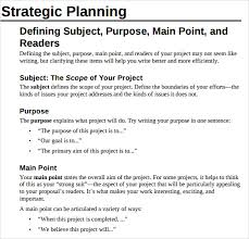 Technical Proposal Templates Sample Technical Proposal 7 Example Format