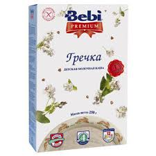 Каша bebi Гречка молочная premium Эта каша победила в  Каша bebi Гречка молочная premium отзыв