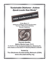 OSN Conference 2004