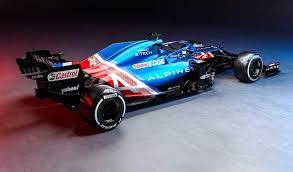 The official f1® facebook account. Renault F1 Est Mort Voici L Alpine A521 2021