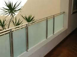 Barandillas De Acero Inoxidable Para Escaleras Interiores Al Barandas De Cristal Y Acero Inoxidable