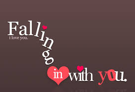 1 i m falling in love with you