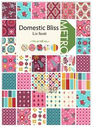 201 best Fabric images on Pinterest   Baby boy blankets, Baby boys ... & Domestic Bliss Jelly Roll - Patchwork & Quilting Fabric - $42.00 : Fabric  Patch, Patchwork Adamdwight.com