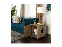 cat litter box furniture diy. Cat Litter Furniture Box Hide Diy .