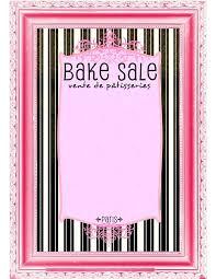 bake sale flyer templates fundraising brochure template fundraiser flyer templates breast